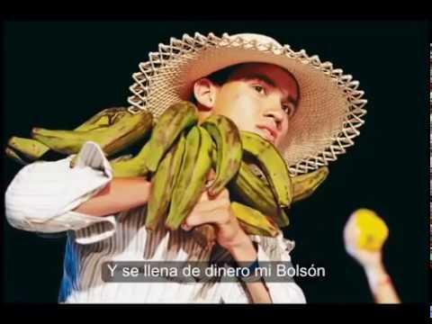 Moises Canelo - El bananero (Con la Marimba Usula Internacional)