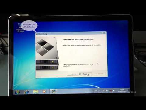 Guía OS X Yosemite: Cómo instalar Windows 7 en tu Mac con Bootcamp y/o Parallels en Español