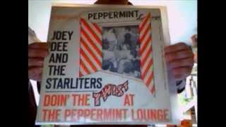 Joey Dee and the Starliters - Ram-Bunk-Shush (ROULETTE LP)