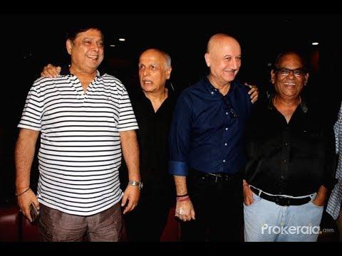 Look what happened with Anupam Kher after producing 'Maine Gandhi Ko Kyun Maara'