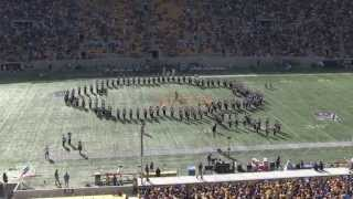 Cal Band Dream Show, featuring Teenage Dream by Katy Perry