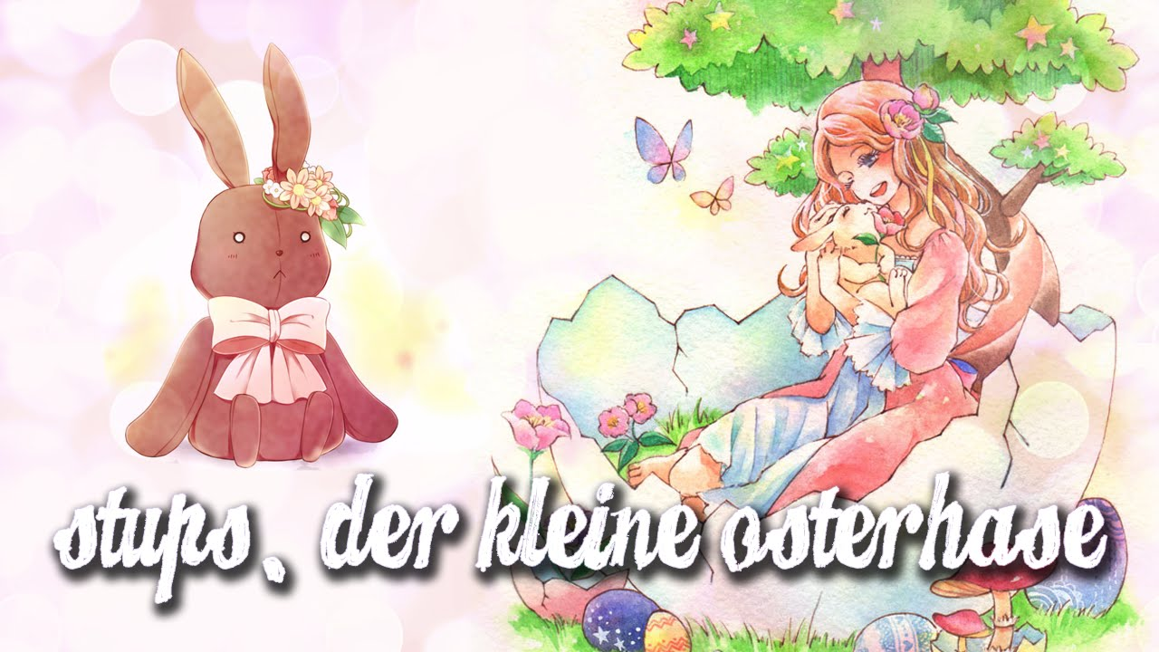 Stups, der kleine Osterhase (English translation) Artist: Rolf Zuckowski; Song: Stups, der kleine Osterhase 2 translations; Translations: Czech, English English translation English. A A. Stups, the little Easterbunny. Stups, the little Easterbunny. constantly falls on his nose, no matter, where he ran, always something would go wrong. Recently he put the eggs. into the shoe of Miss Meier.