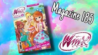 Winx Club - Magazine 185