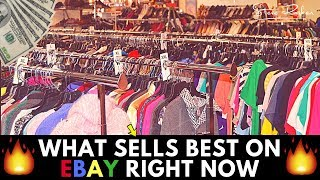 What Sells Best on eBay ( Right Now) Men
