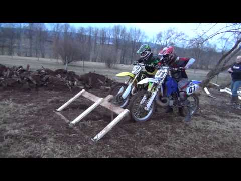 Project MX: Homemade Starting Gates