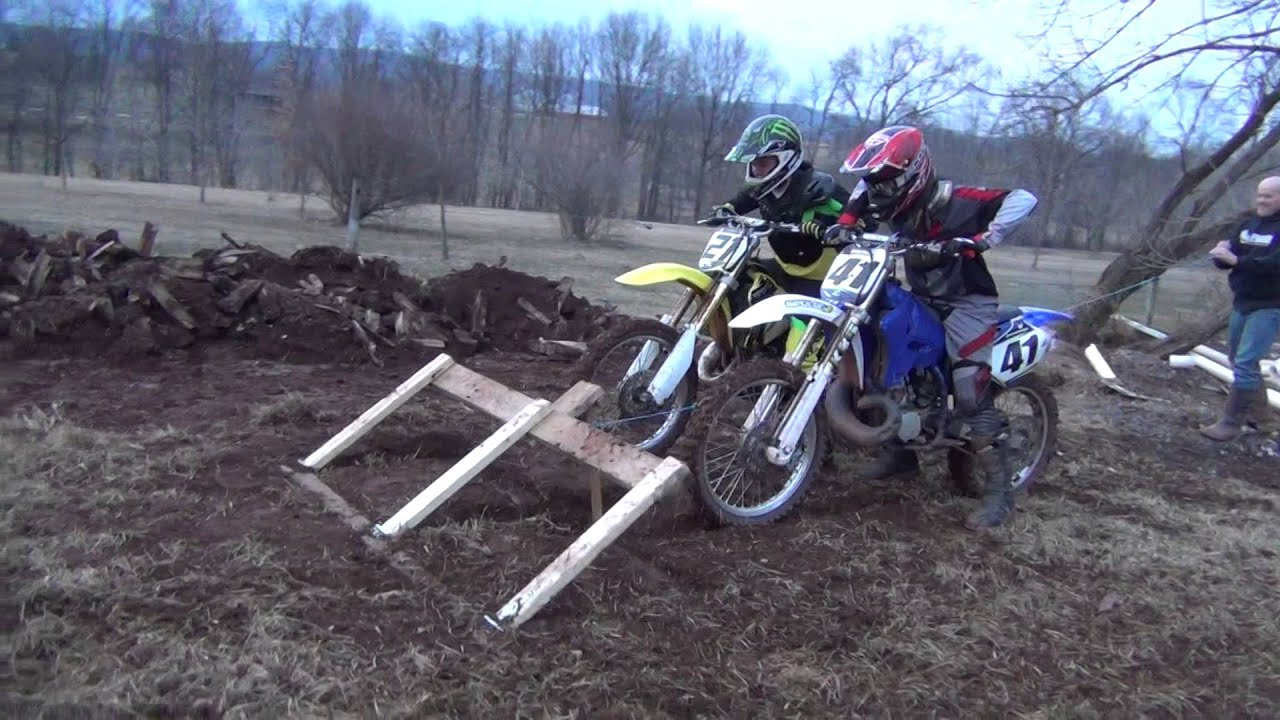 Project MX: Homemade Starting Gates - YouTube