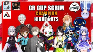 Day 4 of the CR Cup scrim no tl desu, gomeenyo Be sure to subscribe to all of them and if you can, subscribe to me too (*´ω`*) 1st Match POV [Shibuya Hal ...