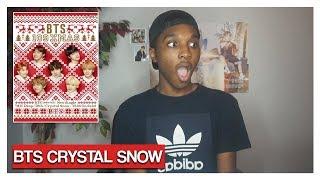 BTS - Crystal Snow (REACTION) | Jayden Alexander