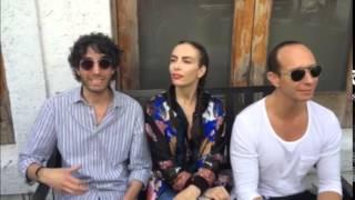 """Sasha, Benny y Erik - Benny habla sobre """"Japi"""""""