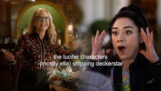 the lucifer characters shipping deckerstar