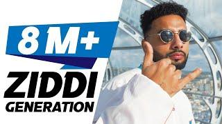 ZIDDI GENERATION | Navaan Sandhu| Teji Sandhu | New Punjabi Song 2020 | Latest punjabi song