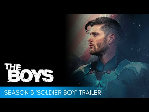 The Boys Season 3 2021 Teaser Trailer Feat Jensen Ackles S Soldier Boy Amazon Prime Video Youtube