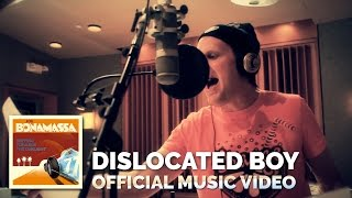 "Joe Bonamassa - ""Dislocated Boy"" - OFFICIAL Music Video 
