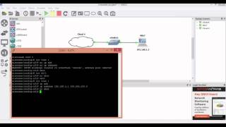 How to Connect GNS3 to Real Networks