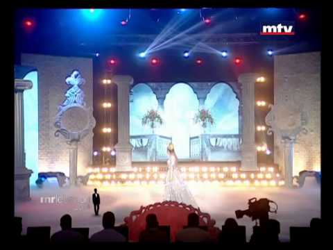 Entertainment Specials - Mr Lebanon 2014 - نوال الزغبي - غريبة هالدنيي
