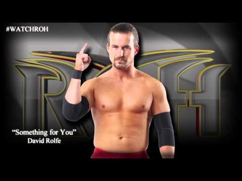 Adam Cole 3rd ROH Theme Song For 30 minutes  Something for You