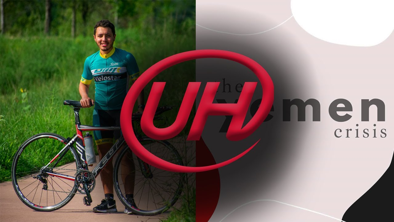Hussein Moursy Cycles 200 miles for Yemen