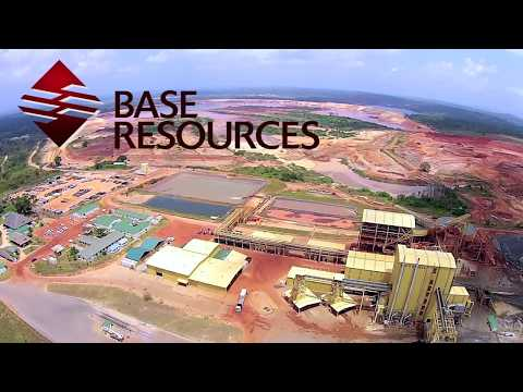 Base Resources, an investors overview from Five Minute Pitch TV