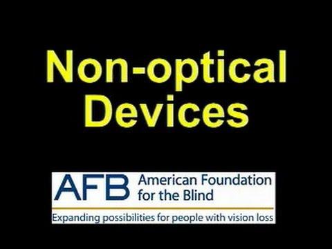 Non-optical Devices