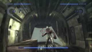 Resident Evil: The Darkside Chronicles HD Collection Co-op - Tyrant - Part 14