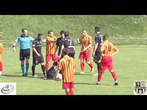 Grumellese-Virtus Bergamo 1909 1-4, 13esima giornata di ritorno Girone B Serie D 2016/2017