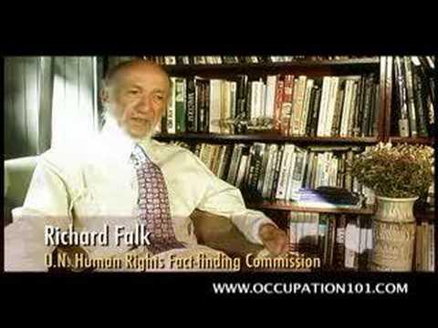OCCUPATION 101: Israeli Settlements (Colonies) in Palestine