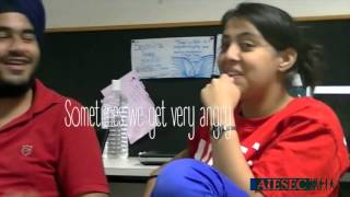 Aiesec chandigarh | our workspace | our passion