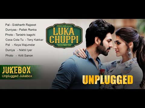 Luka Chuppi Unplugged Jukebox Songs