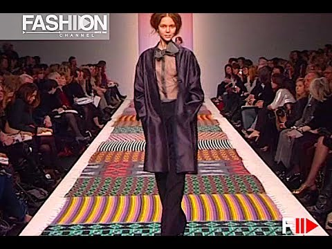 BETTY JACKSON Full Show Autumn Winter 2008 2009 London - Fashion Channel