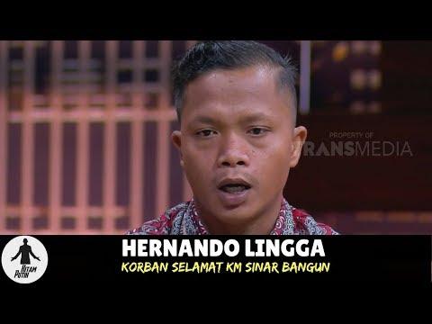 Hernando Lingga, Korban Selamat KM SINAR BANGUN | HITAM PUTIH (26/06/18) 1-4