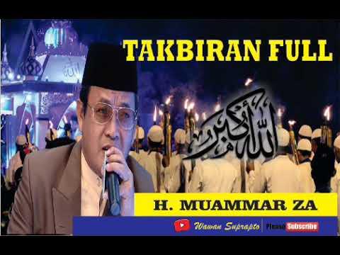 H. Muammar ZA - Takbiran (Full)