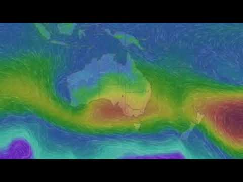 WATCH  , TODAY'S  Arctic, Blast, Weather Space, Earthquakes,