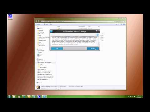 How to Disable the Western Digital VCD SmartWare on