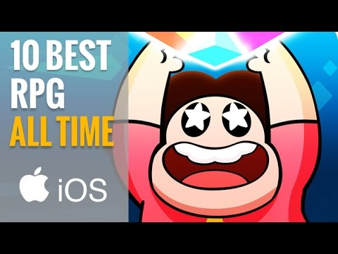 Top 10 Best iPhone and iPad RPGs of All Time