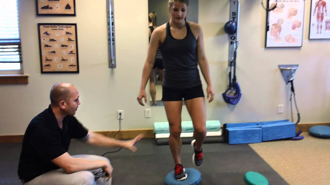 Balance exercise physical therapy - 3 Top Ankle Injury Exercises Sports Medicine Doctor Bozeman Mt Youtube
