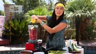 Spagetti Marinara Sauce, Sitara Raw Beauty, Vegan Recipes. Episode 1