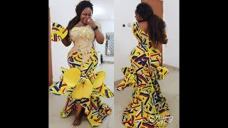 2019 African Clothing: Latest Simple And Unique #Ankara Styles 2019