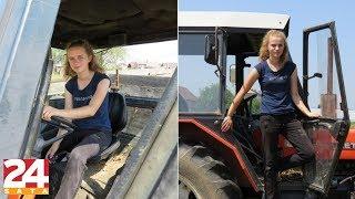 Mirsadi (16) ostvario se san! Cijelo djetinjstvo radi u polju, a sad je prvi put otišla na more