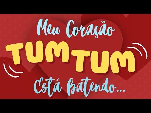 TUM TUM TUM TUM MEU CORAÇÃO ESTÁ BATENDO | Música Infantil para o Dia das Mães