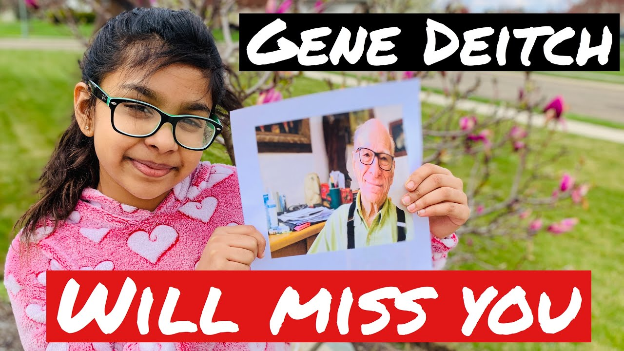 Tribute to Gene Deitch – Passed away at 95 | 90s Kids Favorite | Director Tom & Jerry, Popeye Show
