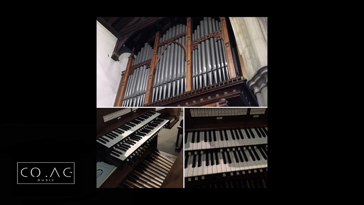 Church organ - Background Music