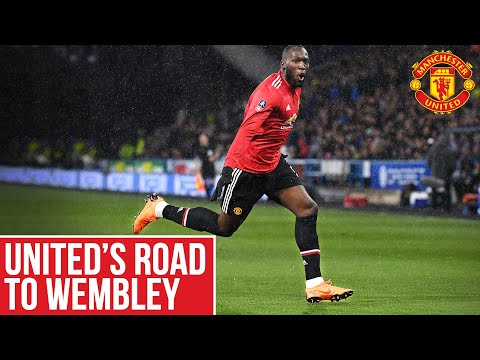 Manchester United's #EmiratesFACup Road to Wembley