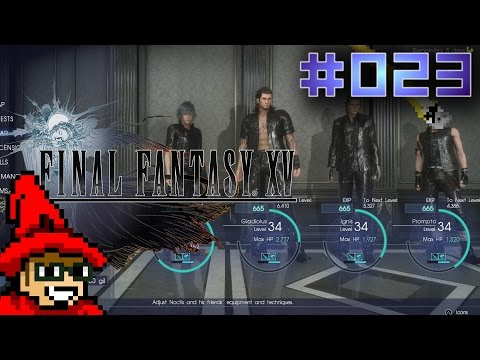 Final Fantasy XV Adventure || E023 || Ace of Carapace [Let's Play // Level 33]