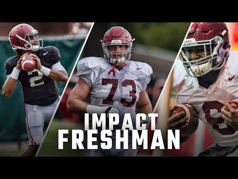 Three Alabama freshmen you need to know