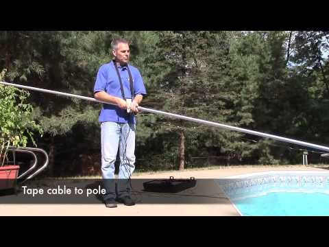 Pressure testing swimming pool plumbing doovi for Swimming pool pressure test plugs