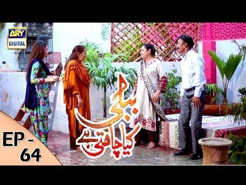 Bubbly Kya Chahti Hai - Episode 64 - 15th February 2018 - ARY Digital Drama