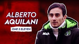 Which THREE Liverpool players does Aquilani choose? | One 2 Eleven | Alberto Aquilani