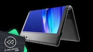 FlexPai: Primer smartphone plegable es oficial, caro y feo  | El Recuento Go