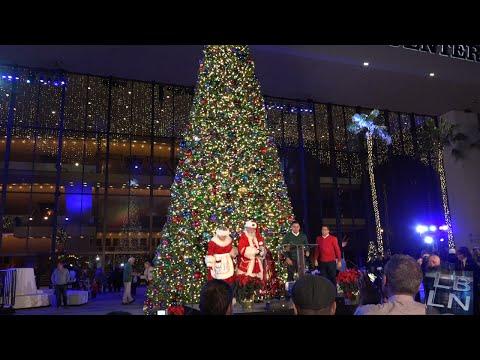Long Beach Christmas Tree Lighting 2015