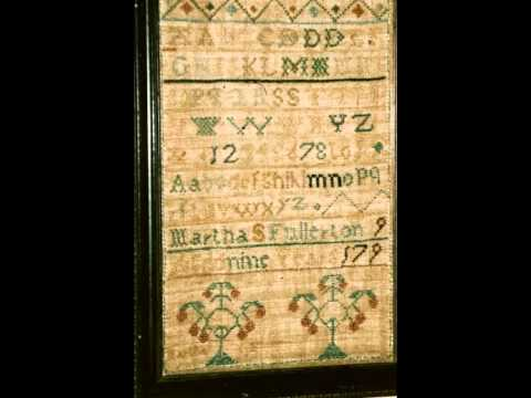 Antique Sampler Collection